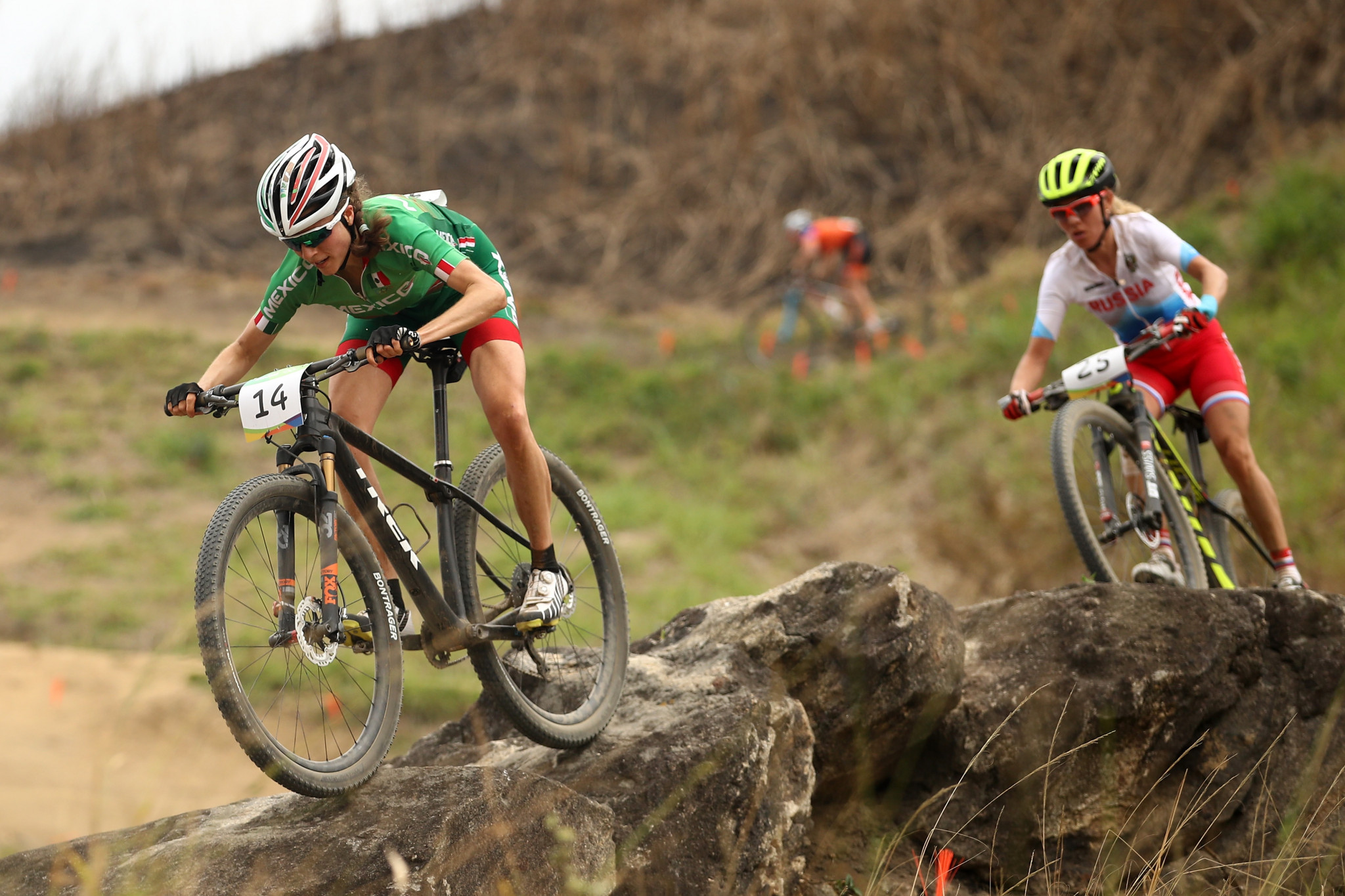 Mexico secure mountain bike double at Central American and Caribbean Games