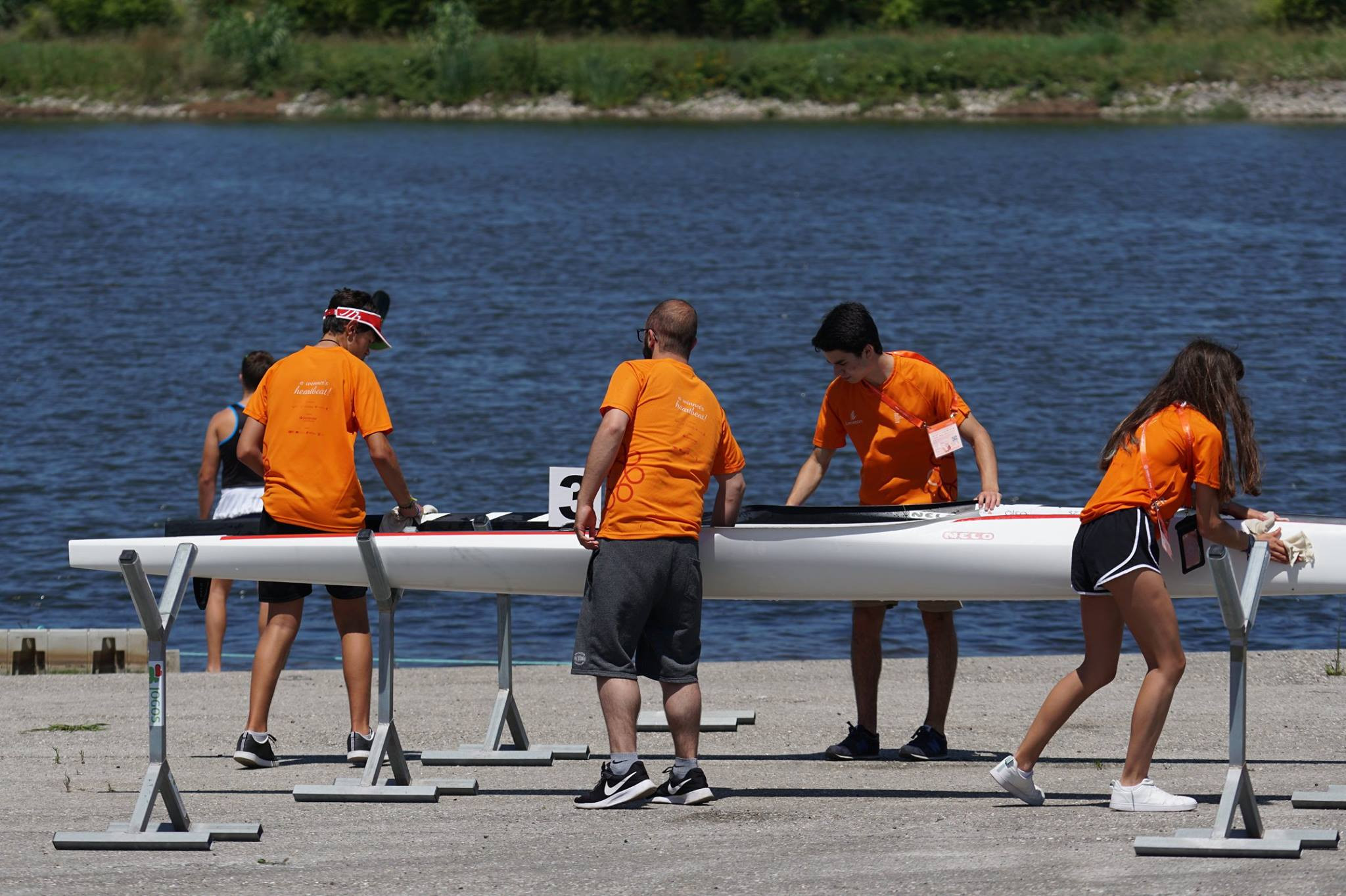 Hosts University of Coimbra enjoy European Universities Games canoe sprint success