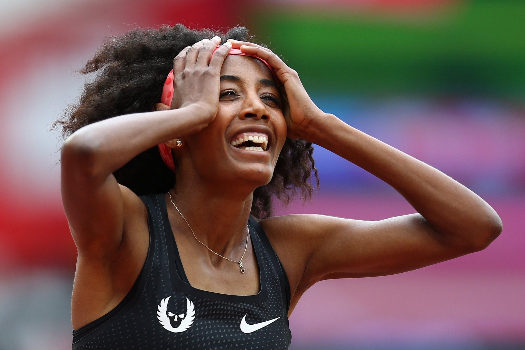 Hassan stars in women's mile as Korir leads 800m charge at IAAF Diamond League in London