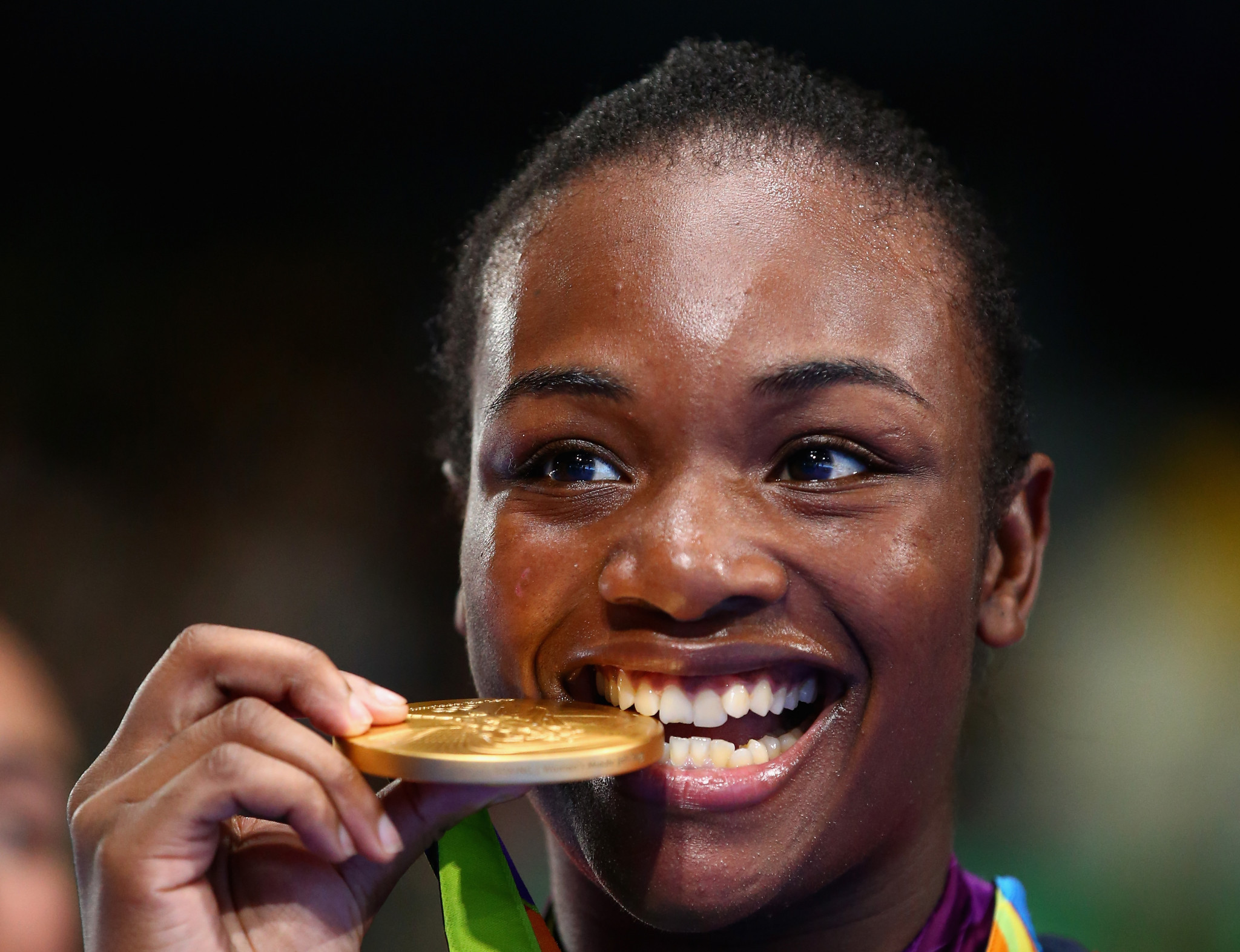 Two-time Olympic boxing champion Claressa Shields will act as a mentor in the training camp ©Getty Images
