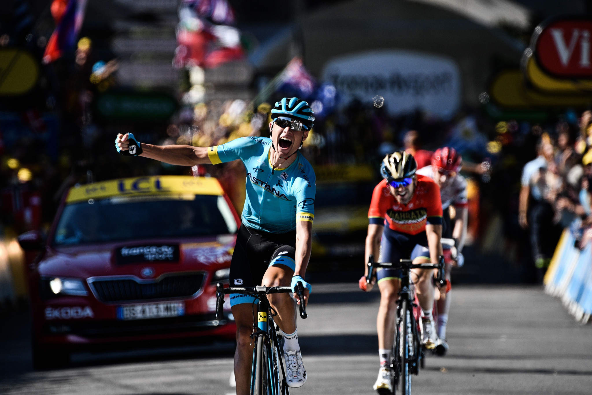 Cort clinches maiden Tour de France stage win in Carcassonne