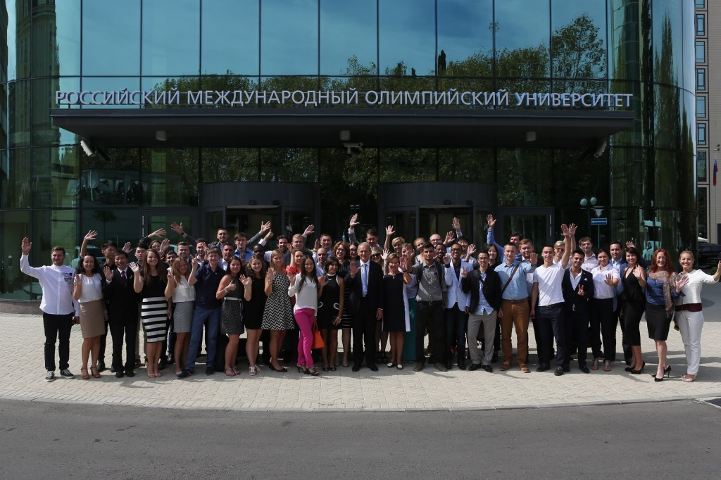 ANOC praise Russian International Olympic University MSA course as third batch of students are inducted