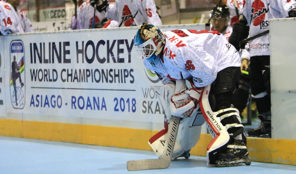France make winning start to defence of men's title at Inline Hockey World Championships
