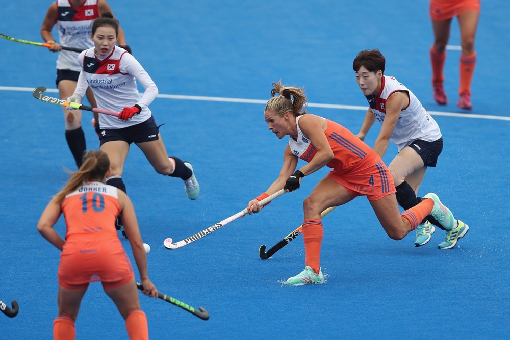 Netherlands begin title defence with crushing win at Women's Hockey World Cup