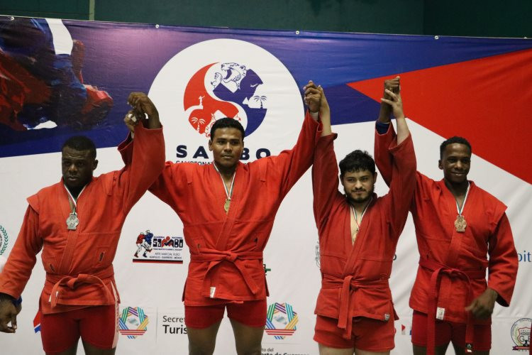 Dominican Republic cap off domination of Pan American Sambo Championships as beach discipline makes event debut