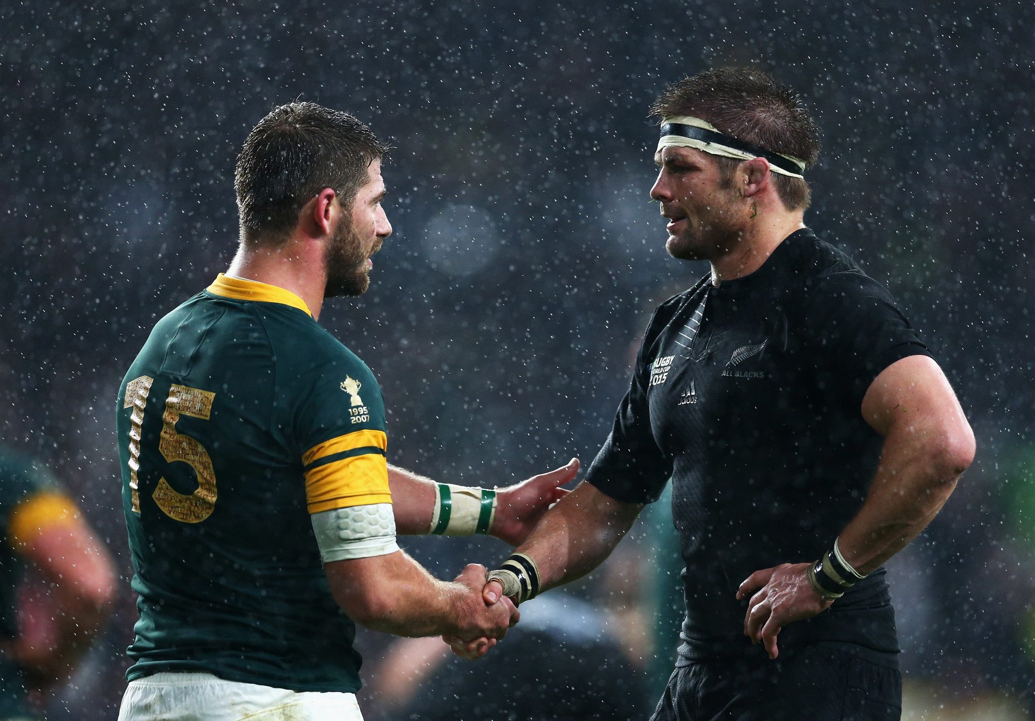 The Rugby World Cup will begin next September with New Zealand seeking to retain their title ©World Rugby