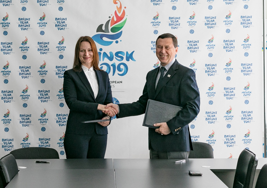 Minsk 2019 has signed up VS Global as the official travel agent of the second European Games ©Minsk 2019