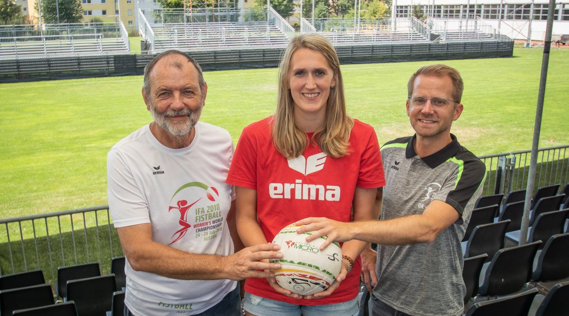 Largest edition of Women's Fistball World Championships to begin in Linz