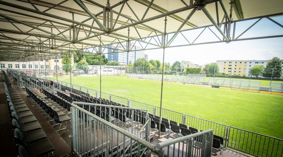 The ÖBV Arena in Linz will host the competition ©IFA