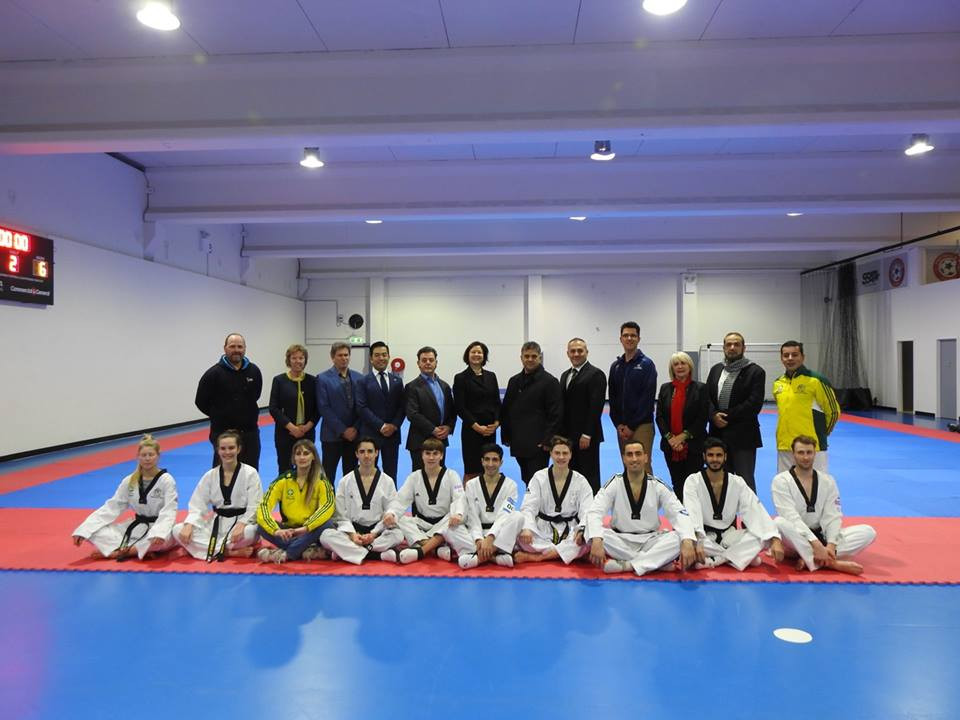 Australian Taekwondo launch high performance hub