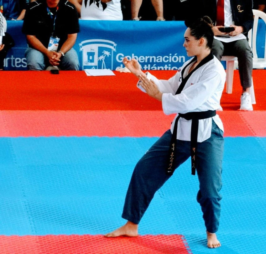 Mexico's Rodriguez calls for poomsae taekwondo to be added to Olympics