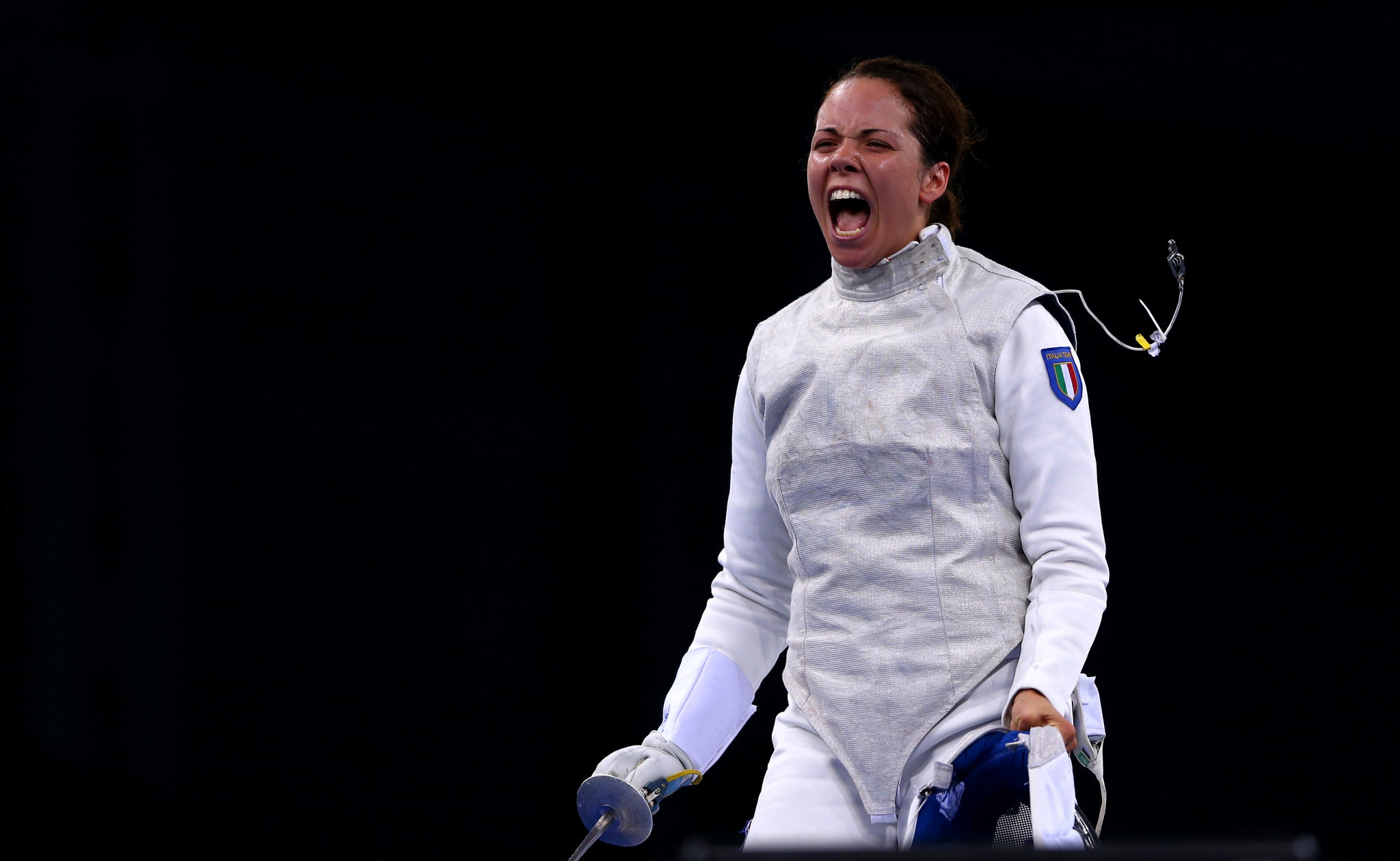 Volpi upgrades to World Fencing Championships gold in Wuxi