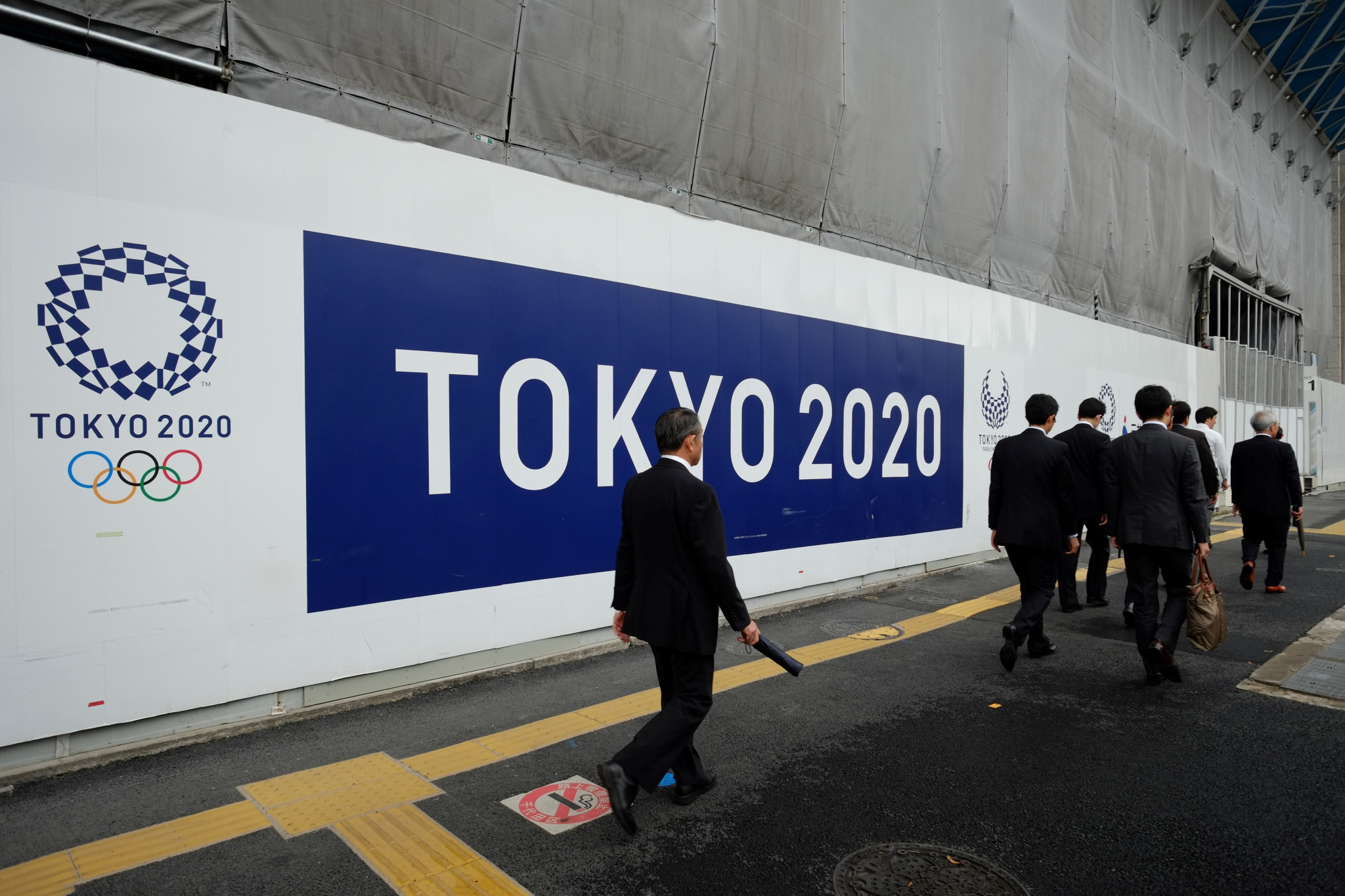 Toyota will provide thousands of vehicles at the Tokyo 2020 Olympics and Paralympics ©Getty Images