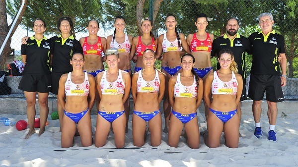 Spain are the defending women's champions ©IHF