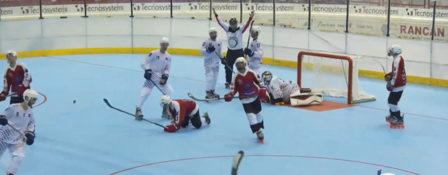 Holders France continue perfect start to Inline Hockey World Championships