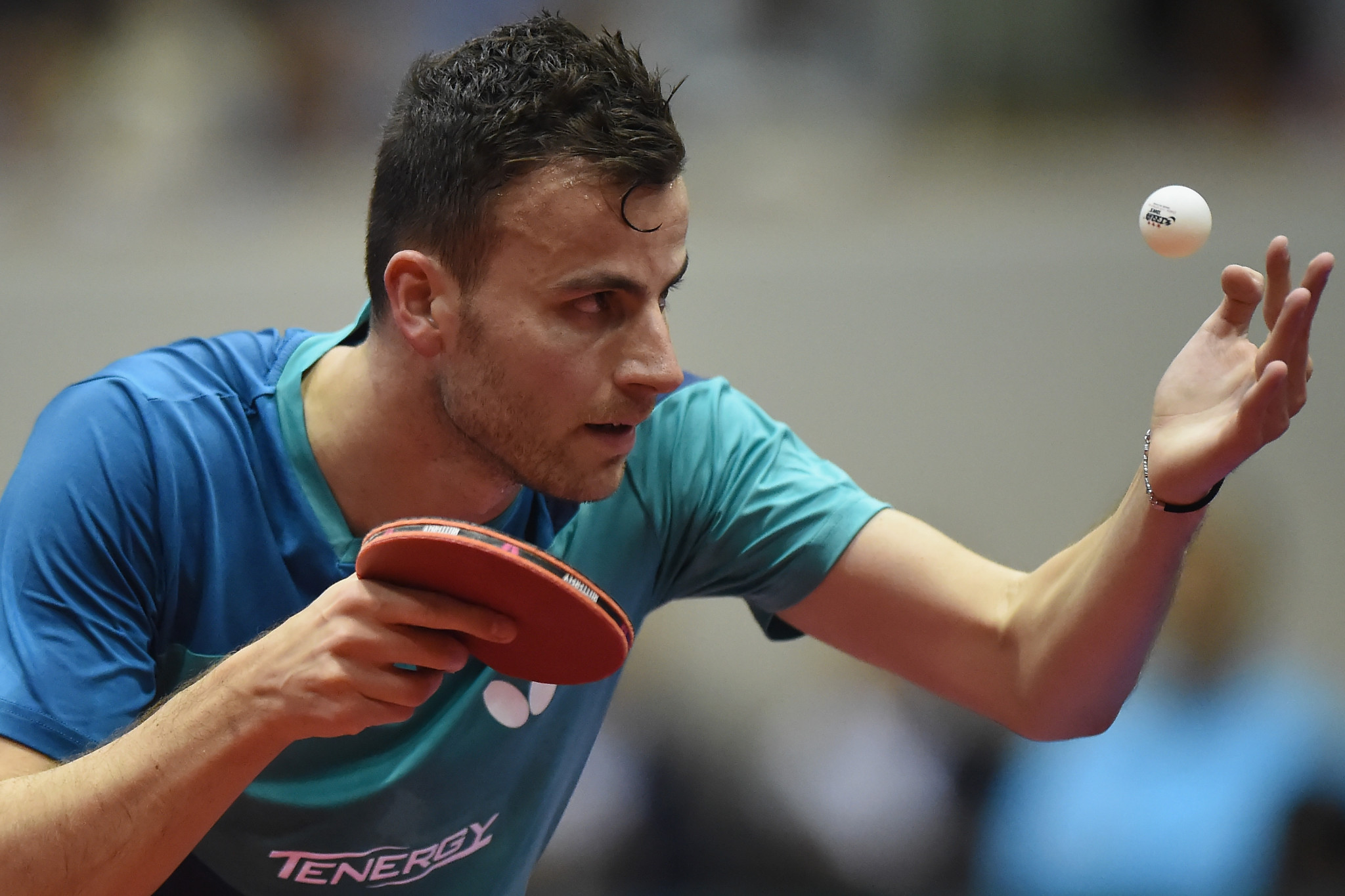 Home favourite causes upset as qualifying begins at ITTF Australian Open