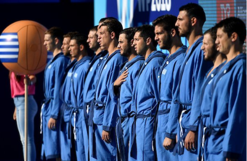 Minute's silence to mark fire victims before Greece match at European Water Polo Championships