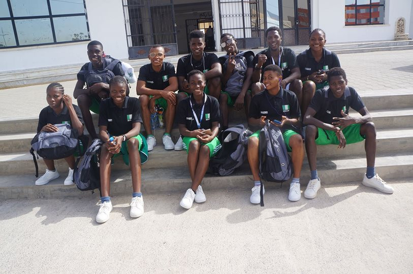 Nigeria returned from Algiers with four bronze medals ©NTF
