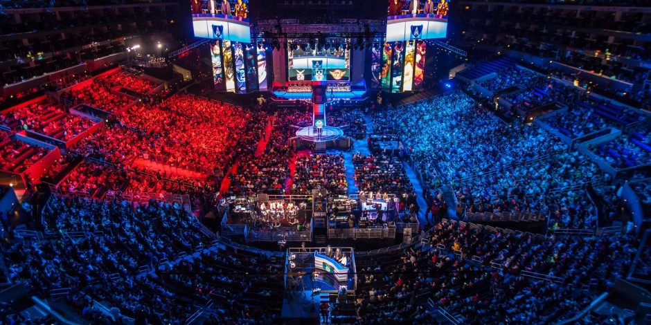 esports could be a way for the Olympic Movement to recapture the hearts and minds of the young ©OCA