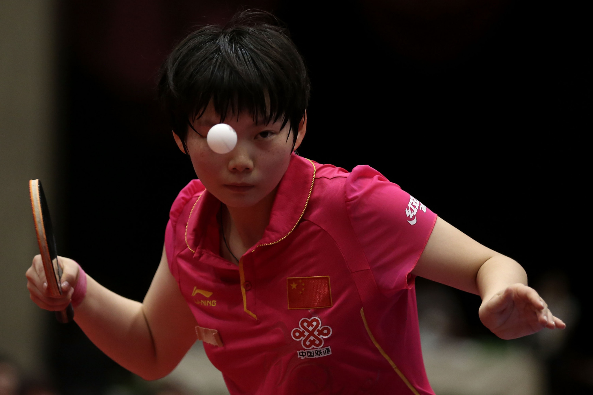 China's He Zhuojia was among those to earn a place in the main draw ©Getty Images
