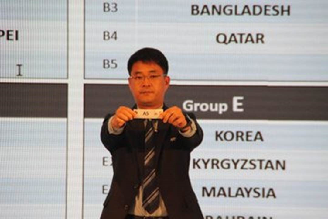 Asian Games football re-draw scrapped as omitted UAE and Palestine are added to groups