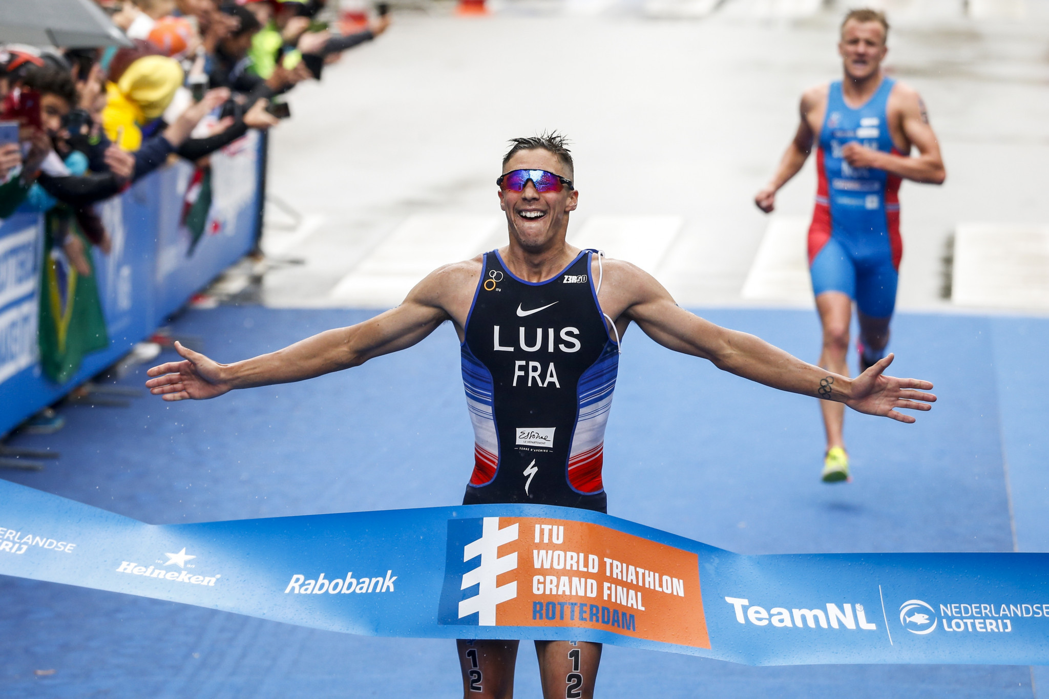The ITU are inviting bids for the World Triathlon Grand Final ©Getty Images