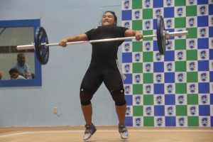 Marshall Islands dominate weightlifting at Micronesian Games