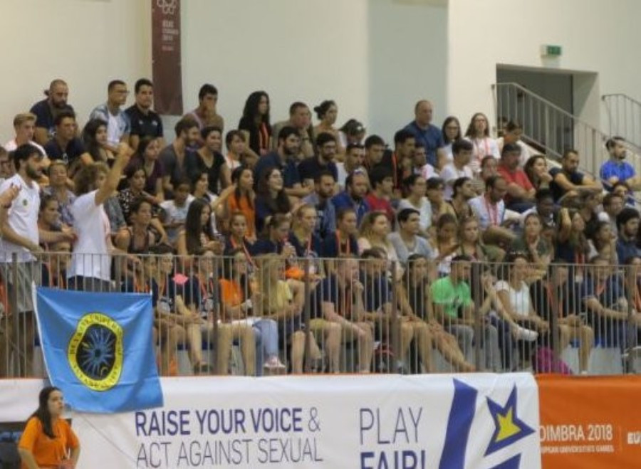The cases are alleged to have taken place at the European Universities Games in Coimbra ©EUG2018