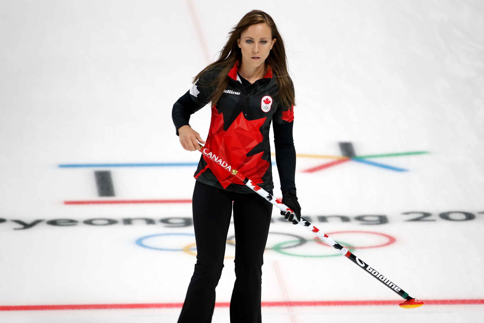 Rachel Homan will lead one of 15 four-player teams ©Getty Images