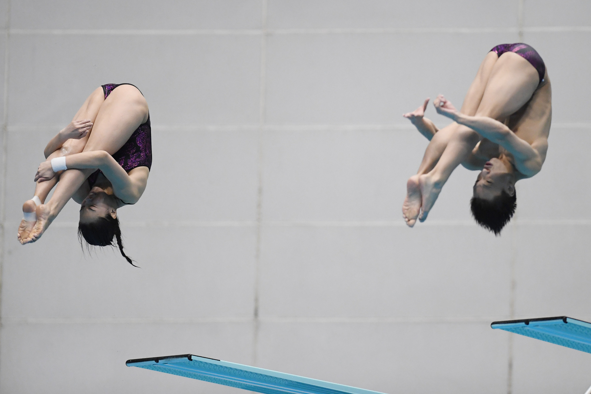 FINA has announced dates and venues for the 2019 Diving World Series ©Getty Images