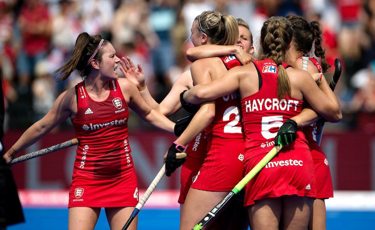 Investec to end sponsorship deal with England and Great Britain Hockey