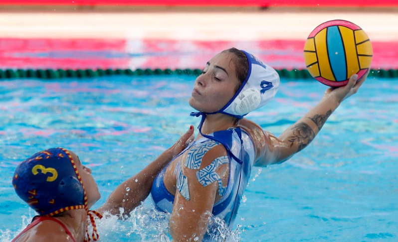 Greece defeated the Spanish hosts to reach the women's final of the European Water Polo Championships ©LEN
