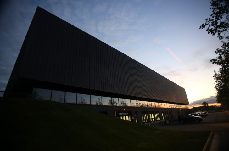 The Copper Box Arena in London's Queen Elizabeth Olympic Park will host the inaugural BT Wheelchair Rugby National Championships
