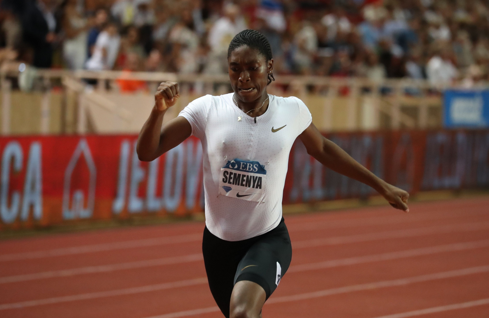 Caster Semenya says the new ruling has led
