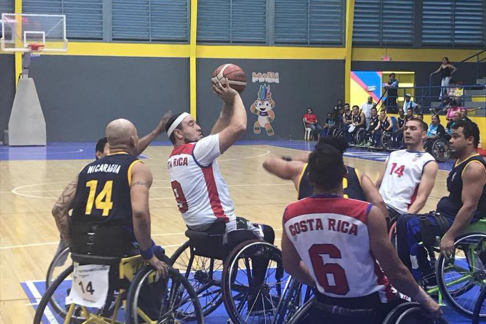 IWBF confirm men's line-up for Central America and Caribbean Championship
