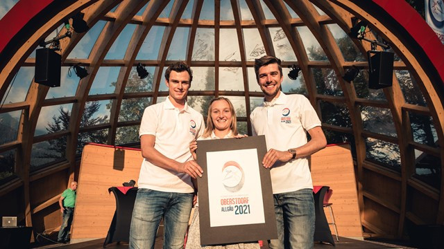 Logo revealed for 2021 Nordic World Ski Championships in Oberstdorf