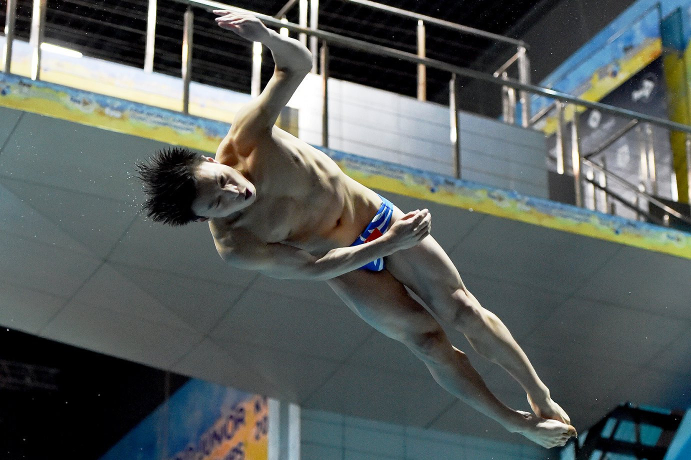 China continued their dominance of the FINA World Junior Diving Championships today by claiming the gold and silver in both finals ©FINA