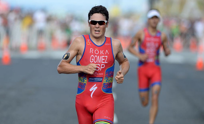Gómez makes history with fifth global crown at ITU World Triathlon Series Grand Final