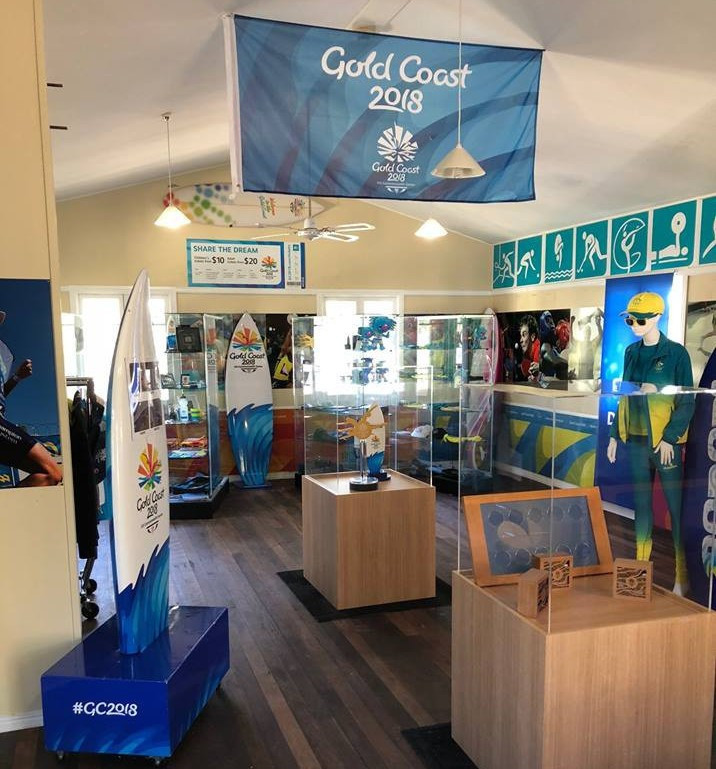 Gold Coast Sporting Hall of Fame opens Legacy Hall to celebrate 2018 Commonwealth Games
