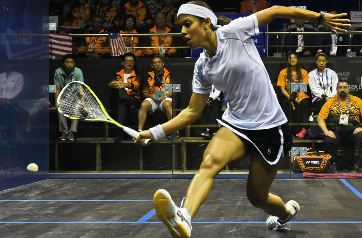 Malaysian world number one Nicol David is one of the stellar names expected to compete on home soil at the inaugural Women's World Squash Championship