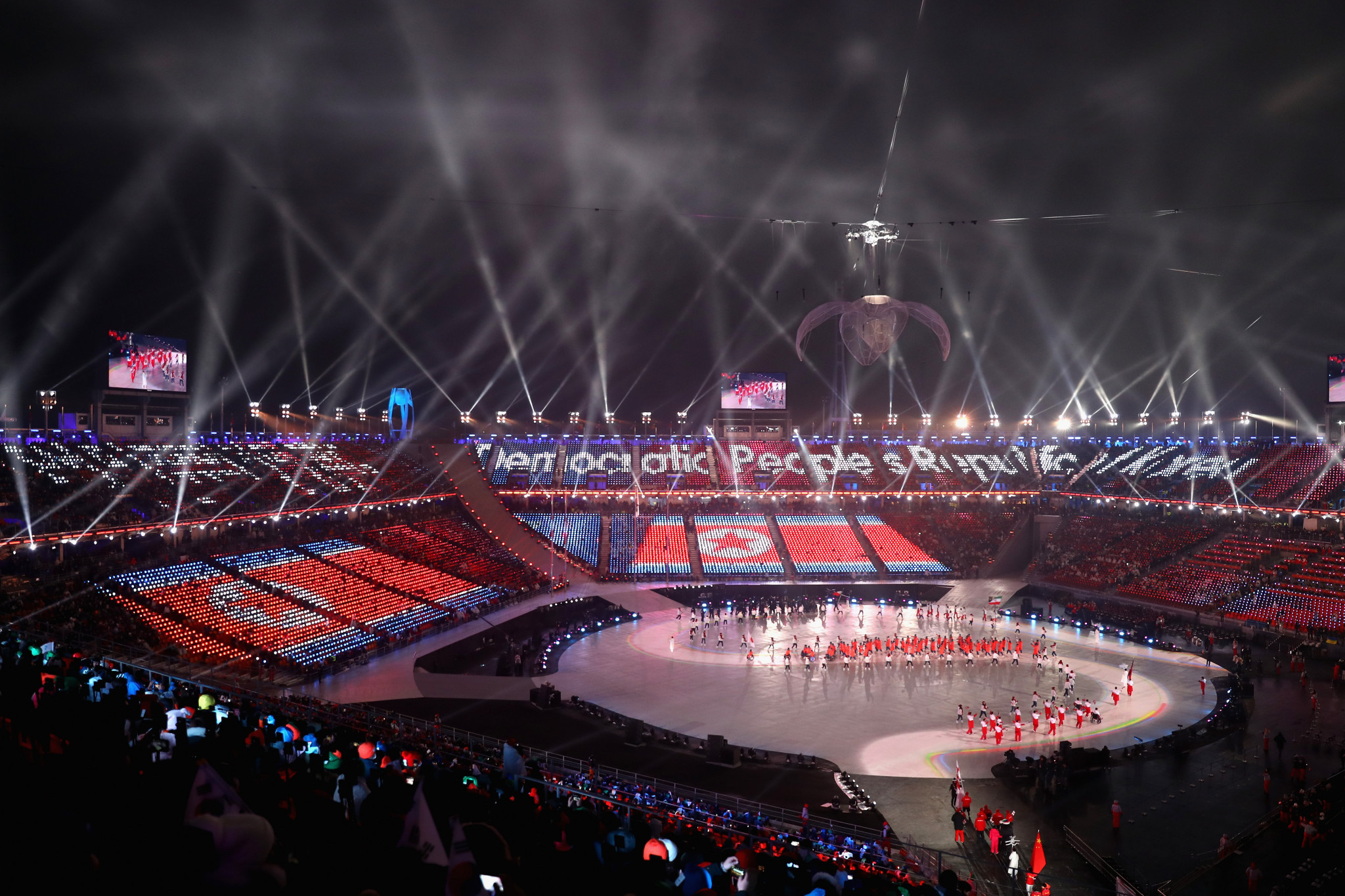 IOC confirm request made to United Nations to allow export of sports equipment into North Korea but US reportedly block it