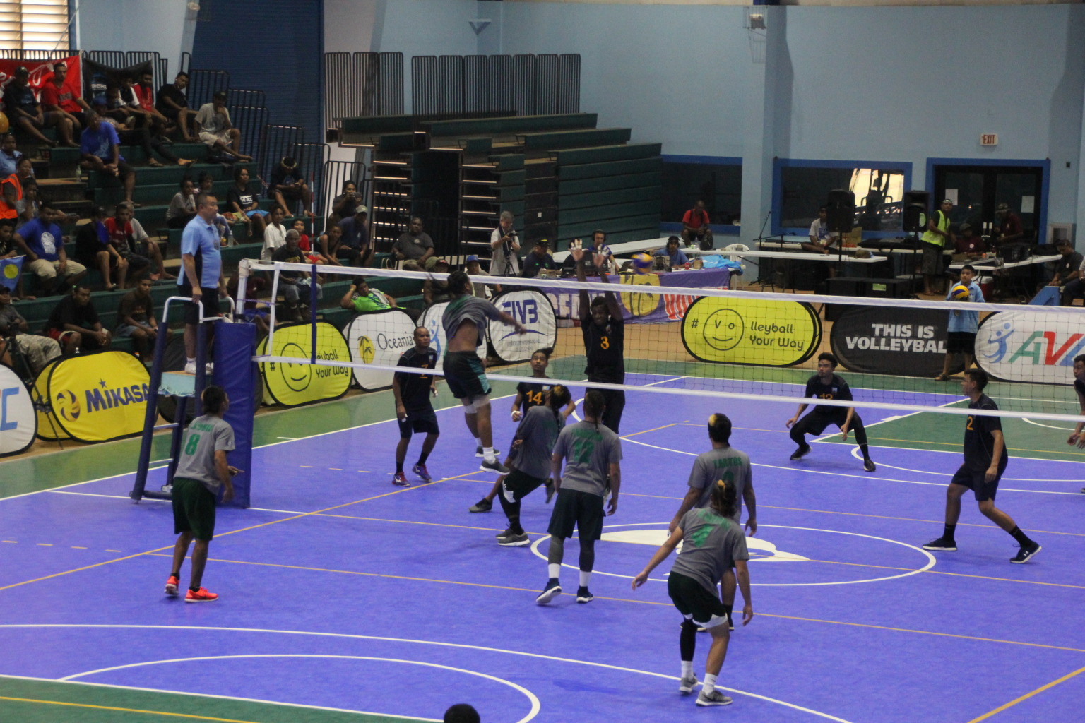 Chuuk win thrilling men's volleyball gold as Micronesian Games conclude
