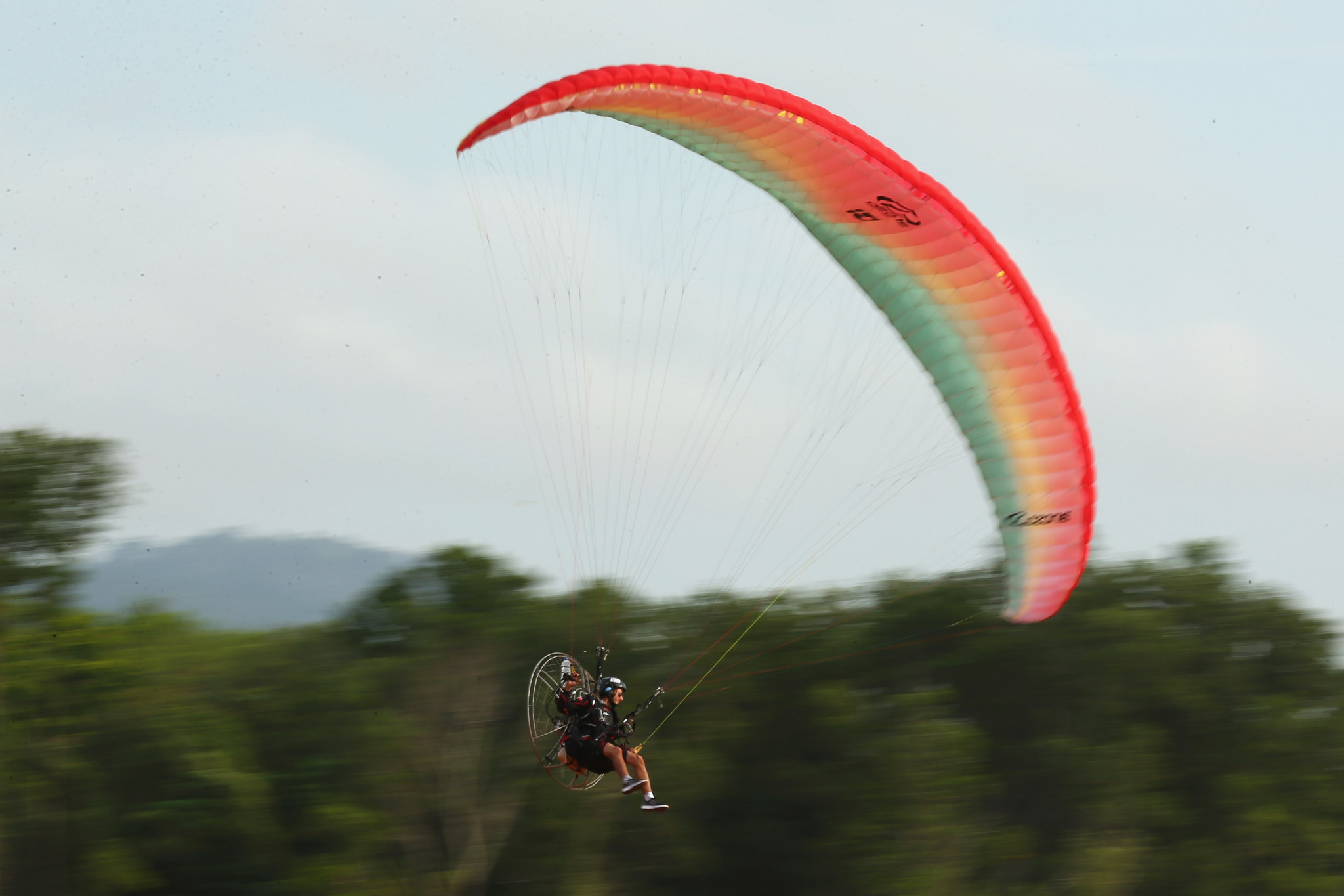 Paragliding will also be contested in Kathmandu ©Getty Images