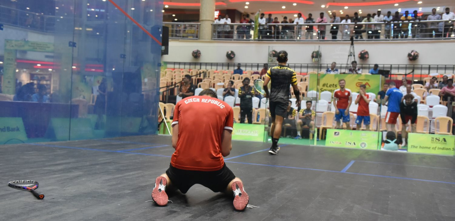 Canada and Malaysia crash out of World Junior Squash Team Championships as favourites Egypt march on