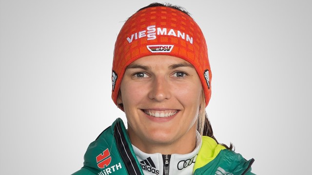 German ski jumper Ulrike Gräßler has announced her retirement from the sport because of injury ©German Ski Jumping