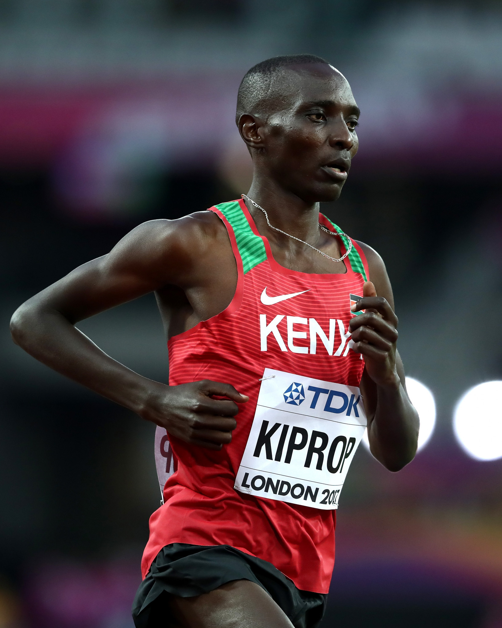 Former Olympic and world 1500m champion Asbel Kiprop is one of 50 top Kenyan runners to have tested positive for banned drugs - leading to athletes from country to be subject to stringent new regulations before major events ©Getty Images