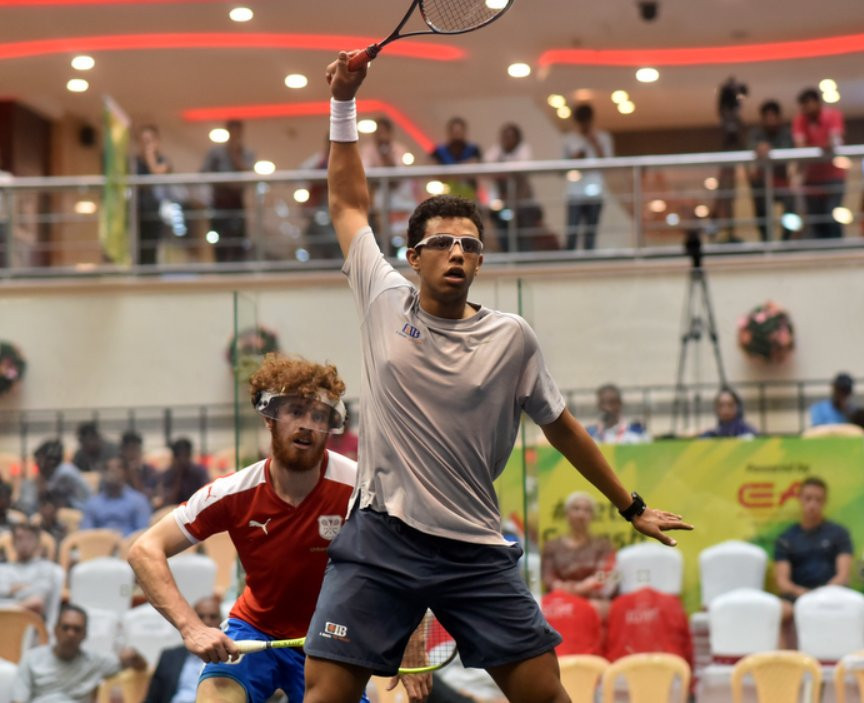 Favourites Egypt cruise into team final to meet England at WSF World Junior Championships in Chennai