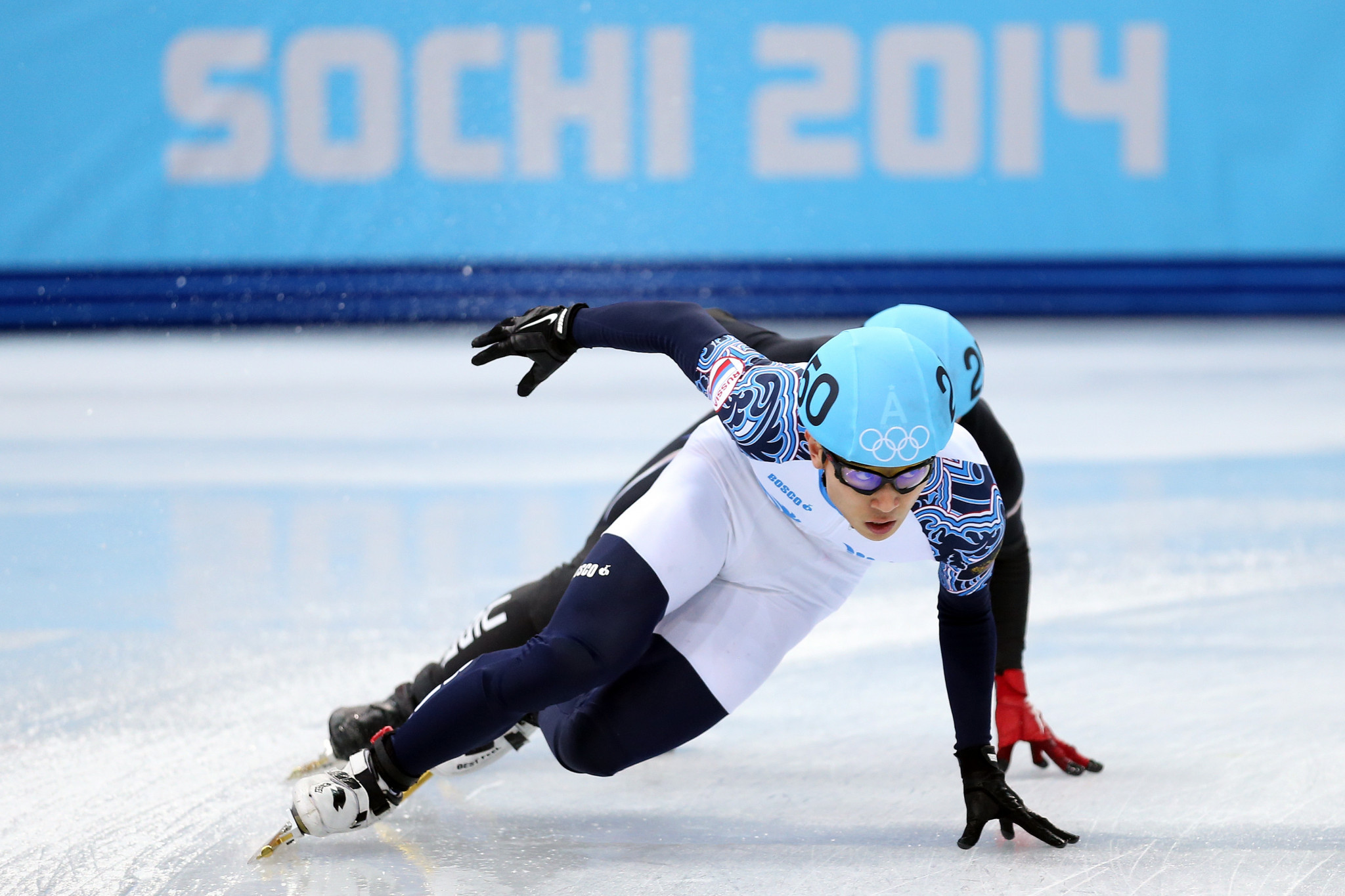 Viktor Ahn switched from South Korea to Russia in time for the 2014 Winter Olympics in Sochi, where he won four medals, including three gold, but was banned from Pyeongchang 2018 ©Getty Images