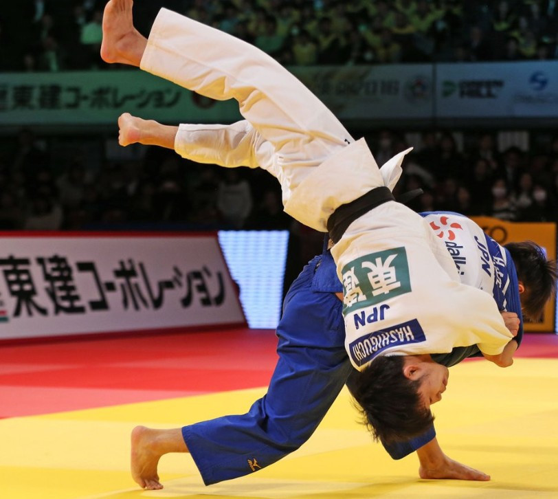 Nabekura retains title as Olympic champions fall at IJF Zagreb Grand Prix