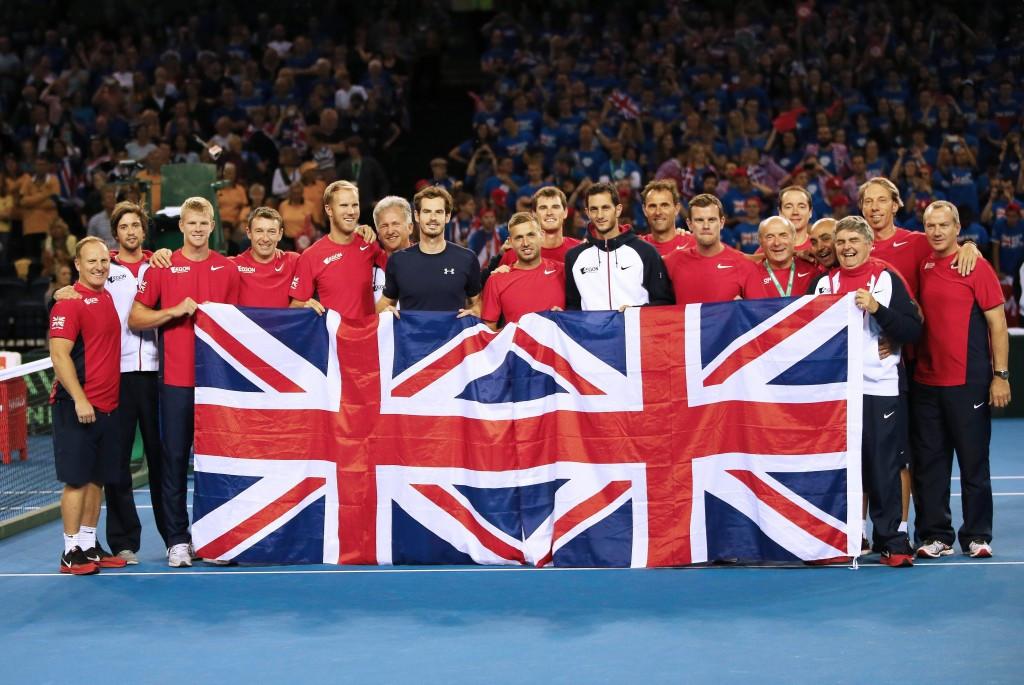 Great Britain to meet Belgium in Davis Cup final